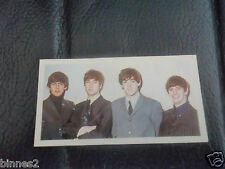 THE BEATLES BROOKE BOND TEA CARD FROM THE QUEEN ELIZABETH SERIES CARD 47 OF 50