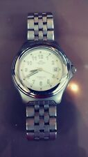 Cool C. Melchers titanium 10atm water resistant quartz watch