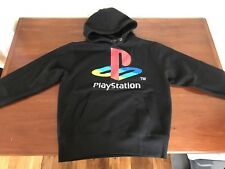 """Official COSPA - Pullover Parka Hoodie 1st Gen. """"PlayStation"""" / BLACK-S"""