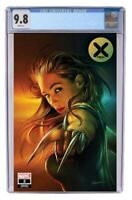 X-Men #2 Graded CGC 9.8 Exclusive Shannon Maer X-23 Trade Variant Pre Order