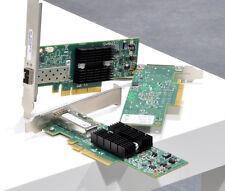 Mellanox ConnectX-2 Single-Port SFP+ 10GBE Network Card MNPA19-XTR PXE