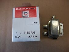 AC Delco Remy 12Vdc Relay AC #1115841