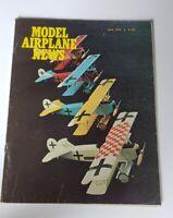 Vintage Model Airplane News Magazine June 1974