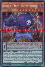 DESO-IT016 ATTORE DELL'ABISSO - TALLONE MALVAGIO - RARA SEGRETA - ITALIANO