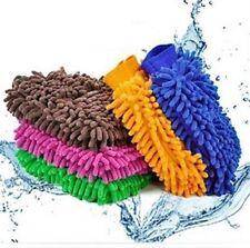 New Microfiber Chenille Car Vehicle Care Washing Brush Sponge Pad Cleaning Glove