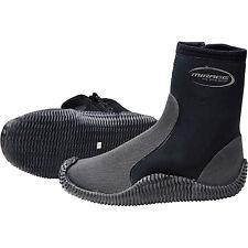 Mirage TTZ Neoprene Dive Boots 5mm BLACK Size 11