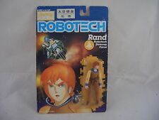 "Harmony GOLD ROBOTECH ""Rand"" Action Figure 3.5 in (ca. 8.89 cm)"