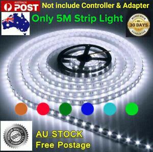 5m LED Strip Lights 12V Waterproof 5050 SMD RGB 150 LEDs  Strip Lights