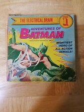 Super 8mm ADVENTURES OF THE ELECTRICAL BRAIN EPISODE 1 COMPLETE