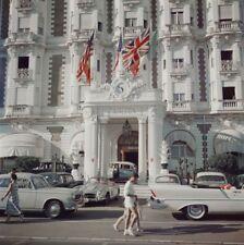 """'Carlton Hotel' 1958 by Slim Aarons Original 16x16"""" C-type Print"""