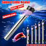 500W Stainless Steel Aquarium Heater Submersible Fish Tank Thermostat Rod UK !