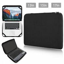 "13"" 15"" 17"" Laptop Shoulder Bag Cover Case For Macbook HP DELL Acer Notebook PC"