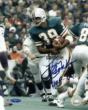 LARRY CSONKA 1 REPRINT 8X10 AUTOGRAPHED SIGNED PHOTO PICTURE MIAMI DOLPHINS RP