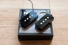 NOwaxx Pickups - P Classic - Splitcoil für Bass (Demoware)