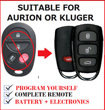 REMOTE Suitable for TOYOTA AURION or KLUGER  2006 2007 2008 2009 2010 2011 2012