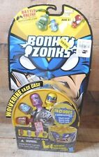 BONKA ZONKS Marvel Wolverine Face Case Series 1 NEW
