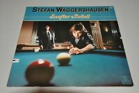 Stefan Waggershausen - Sanfter Rebell -Deutsch 80er -Album Vinyl Schallplatte LP