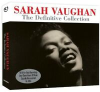 Sarah Vaughan - Definitive Collection [New CD] UK - Import