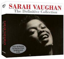 Sarah Vaughan - Definitive Collection [New CD] UK - Import