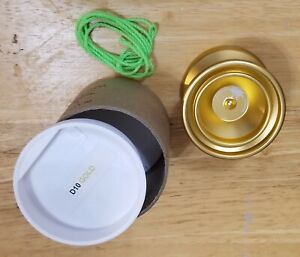 Yoyofactory D10 in Gold in Excellent Condition With Original Box
