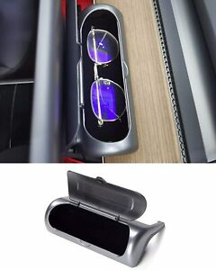 Sunglasses Holder for Tesla Model 3/Y Sunglasses Case Glasses Holder Storage Box