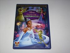 "DVD WALT DISNEY "" LA PRINCESSE ET LA GRENOUILLE "" N° 98"