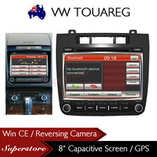 "8"" Car DVD GPS Navi Head Unit Stereo Radio For VW Volkswagen Touareg 2010-2016"