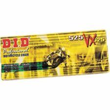 Gold Sz 110 Links D.I.D 525VX Series Pro-Street X-Ring Chain