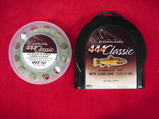 Cortland Fly Line Clear Camo Intermediate WF5I GREAT NEW