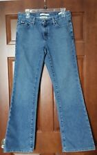 Tommy hilfiger women jeans. Low Rise flare. Size 6.