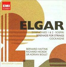 Elgar: Symphonies 1 & 2 / Sospiri / Serenade for Strings / Cockaigne, New Music