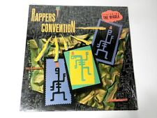 """RAPPERS CONVENTION  12""""  VINYL RECORD  LP 1986 SEALED"""