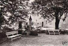 AK, Lutherstadt Wittenberg, Hof der Lutherhalle, 1983