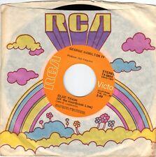 HAMILTON, George, IV  (Blue Train <Of The Heartbreak Line>)  RCA 74-0854