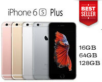 IN Sealed Box Apple iPhone 6s Plus/6 Plus/6s 128GB Factory Unlocked 4G LTE Phone