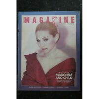THE TIMES MAGAZINE SATURDAY OCTOBER 12 1996 COVER MADONNA EXCLUSIVE MADONNA AND