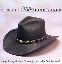 Country Line Dance Music CDs/DVDs Various
