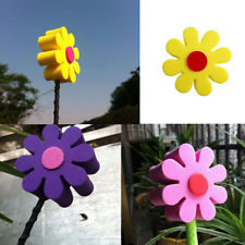 Cute,Lovely Daisy Flowers Car Antenna Toppers Aerial Ball Topper Car Auto Decor