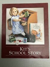 American Girl Kit Kit's School Story Pamphlet 2000