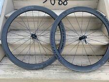 Bontrager Aeolus Pro 5 TLR Rim Carbon Clincher Shimano 11 Speed ..Wheelset.