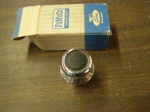 NOS OEM 1968 Ford Falcon Cigarette Lighter Dash Knob Ranchero Sprint
