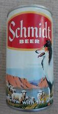 Schmidt Beer Collie & Sheep Beer Can G Heileman Lacrosse