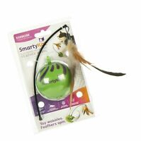 SmartyKat Electronic Motion Cat Toys Feather Whirl