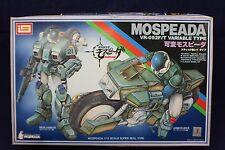 Genesis Climber Mospeada VR-052F/T Variable Type Model Kit Japan IMAIRobotech F6