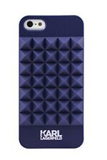 Karl Lagerfeld 3D Studs Plastic Case for iPhone 5/5s