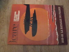 µµ ICARE REVUE aviation Française n°60 1939-1940 Bataille France Vol 5 Aeronaval