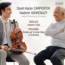 David Aaron Carpente - Harold in Italy & Sonata Per la Gran Viola [New CD]