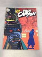 Steve Canyon Milton Caniff #17 Kitchen Sink Comix 1986 Softcover Trade Comics