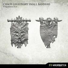 Chaos Legionary Small Banners - Kromlech