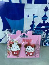 PIN Disneyland Paris DLP SET PINS CUPCAKES MICKEY ET MINNIE OE